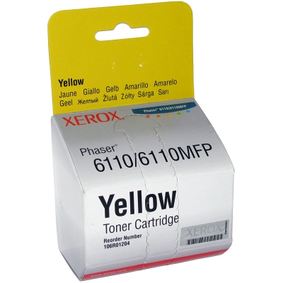 Картридж Xerox 106R01204 Yellow